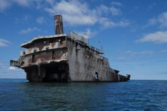 THE 50 STRANGEST ABANDONED PLACES BY STATE 22. Michigan - The South Manitou Shipwreck This is an epic shipwreck in the fact that you can pretty much just kayak right up to it without being in deep water. The ship (Fransico Moran) ran aground back in 1960, and has been resting in this place ever since.