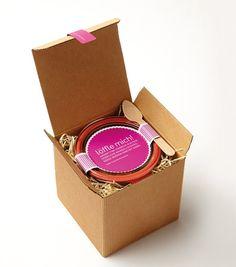 Producto: Löffle Mich / Empaque para chocolate  Agencia: Createam Werbeagentur GmbH  Cliente: Löffle Mich  País: Austria