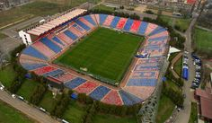 Soccer Stadium, Football Stadiums, Football Team, View Source, Poker Table, Around The Worlds, Europe, Outdoor Decor, Sports