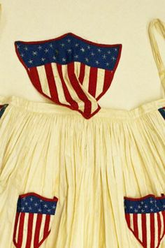 Civil War Quilts: A Union Apron