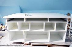 Cómo montar tu propia mesa para el taller: herramientas y materiales