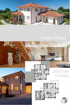 Häuser Architectural Drawings Pinterest Bauhaus Haus And Bungalow - Hauser in minecraft einfugen