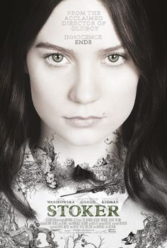 Stoker directed by Chan-wook Park (2013), scary movies, stylized, tense, suspenseful, weird, great film, high art horror