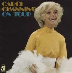 Carol Channing On Tour Vinyl LP, 1979