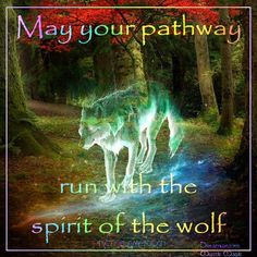 - spirit of the wolf -