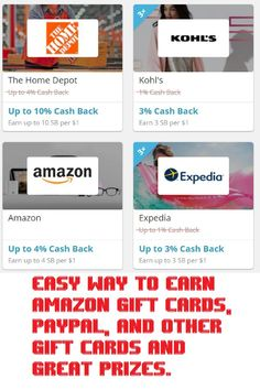 A- Shop online at over 7,000 participating stores and earn cash back rebates. Scan your receipts. B- Play games. C- Watch videos. D- Install the Swagbucks browser extension. You'll earn rewards just for installing it. E- Answer surveys and daily polls and earn SB. Get paid for taking surveys. F- Enter Swagstakes for the chance to win laptops, gaming consoles, and more SB. G- Search the web, earn rewards. You'll get paid for searching the web when you're using Swagbucks search engine.