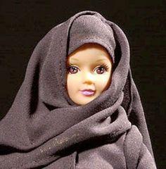 Barbie with Hijab