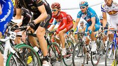 It's always been great stories at cycling tournaments.