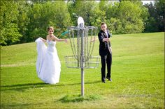 Would this not be be coolest wedding?!