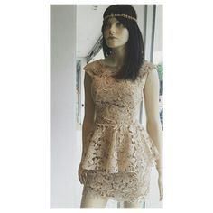Vestido de festa Roberta Brandão #weloveit #glamour Inverno 15
