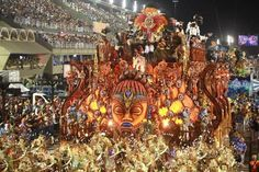 Inician preparativos del Carnaval de Río de Janeiro
