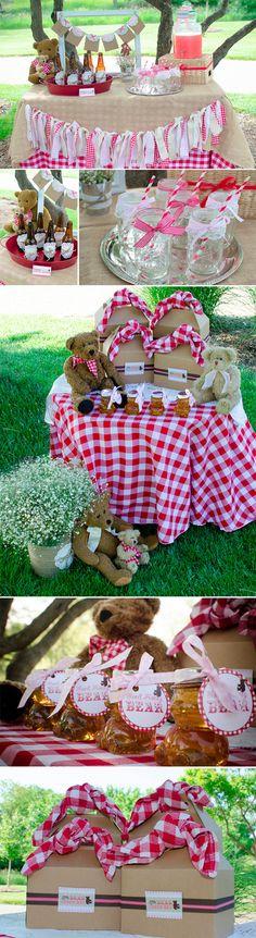 Festa Pic-Nic de Ursinhos