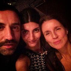 #GiovannaBattaglia Giovanna Battaglia: GOODNIKE @karla_otto @riccardotisci17 @nike