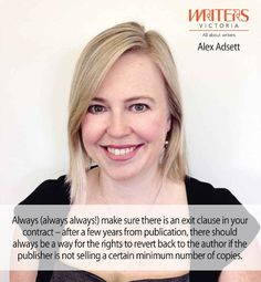 Alex Adsett at Writers Victoria https://writersvictoria.org.au/civicrm/event/info?reset=1&id=106 #writingtips #publishing