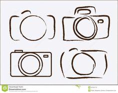 camaras fotograficas vector - Buscar con Google