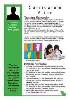 teachers resume - Preschool Teacher Resume