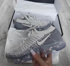 nike air vapormax flyknit - The world's most private search engine Nike Air Shoes, Nike Air Vapormax, White Nike Shoes, Black Shoes, Cute Sneakers, Sneakers Nike, Crazy Shoes, Me Too Shoes, Aesthetic Shoes