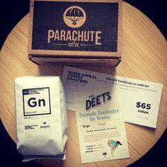 daniyoon | daniyoon | parachutecoffee