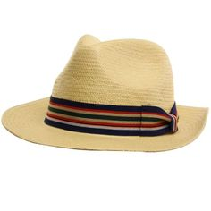 5d7c8bbb02e Men s Summer Straw Wide Panama Fedora Sun Hat Fancy Hatband Natural LXL  58cm SK Hat shop