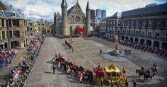 Festival over twee eeuwen Prinsjesdag (Blauw Bloed - EO)