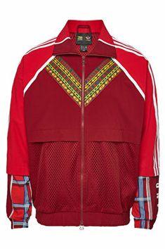7e648e33f Adidas Originals by Pharrell Williams Designer Afro Hu Track Top