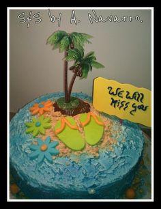 Miami Cake.