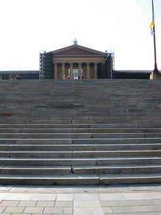 Rocky Steps of Philladelphia