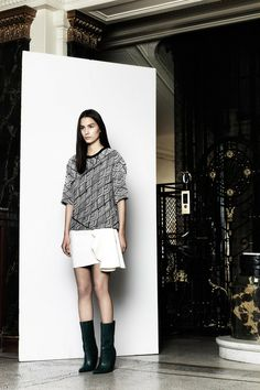 Jay Ahr | Pre-Fall 2014 Collection | Style.com