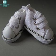 Barbie Doll Accessories Denim Canvas Shoes Mixed Colors 15 Styles Girl BJD Toy