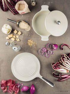 High-gauge  aluminium cookware Liquida by @Mel Bintz Selfridge SpA #kitchen