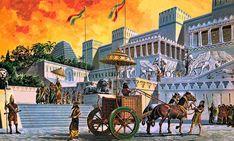 Ruggero Giovannini - La Nínive asiria.