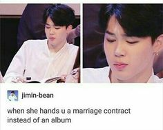 I wouldn't hand him a marriage contract only cuz I know I'm a awkward potato and he's too good for me. -@BeautyandthePoet