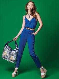 Jumpsuit, Stylish, Collection, Dresses, Design, Women, Fashion, Bon Voyage, Catsuit