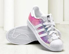 ADIDAS SUPERSTAR ORIGINALS WHITE / ROSE GOLD BB1428 ( I