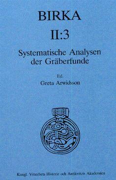 Greta Arwidsson - Birka II-3