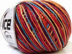 Nuevos ovillos multicolores Gama Colorway con nuevos y adorables colores Colorway Lana! Todos tendrán los mejores precios durante una semana!   Colorway Wool http://tualmacen.yarnshopping.com/colorway_wool  Composición: 50% Lana, 50% Acrílico  Agujas recomendadas: 4 mm. / US 6  Tipo: Light  Peso ovillo: 50 gr. (100 metros aprox.) 17/05/2014