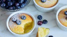 Egyszerű és friss citromos tortácskák