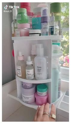 Skin Care Routine Steps, Skin Routine, Care Organization, Hair Product Organization, Baby Skin Care, Skin Care Tools, Face Skin, Face Care, Skin Makeup
