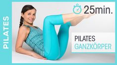 Powerbody Pilates Workout für Mittelstufe - Klassisches Training auf der...