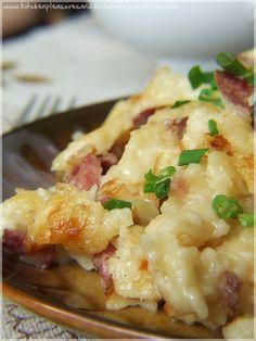 B Food, Yummy Chicken Recipes, Polish Recipes, Up Halloween, Bento, Risotto, Potato Salad, Macaroni And Cheese, Food And Drink