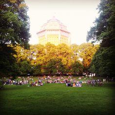 #Schanzenpark #Hamburg #Germany