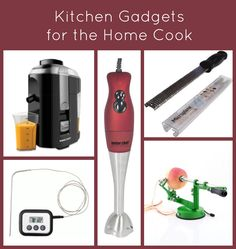 Sometimes one small tool can totally revolutionize your kitchen experience. It is the small simple gadgets that are most resourceful (and often most overlooked). Adding just 4 or 5 small kitchen tools can make a world of difference to the home cook. Here are my 5 favorite kitchen gadgets for the home cook!  #cooking #ad #kitchentools