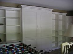 CUSTOM CREATIONS - The Murphy Wall Bed Store