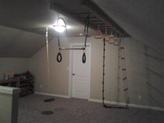 Our Indoor Climber! cost about $200