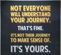 Your journey.....