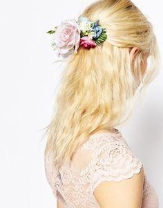 ASOS Wedding Guest Hair Corsage Clip