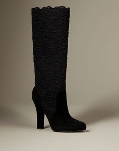a68ae808fa7c40 Bottes Femme - Chaussures Femme sur Dolce Online Store France - Dolce    Gabbana Group Automne