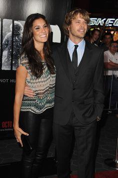 Eric Christian Olsen & Daniela Ruah