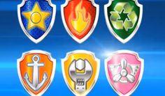 Badges - PAW Patrol Wiki - Wikia