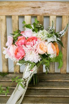 Bouquet heaven: http://www.stylemepretty.com/little-black-book-blog/2015/02/05/whimsical-summer-wedding-at-the-golden-gate-club/ | Photography: Jasmine Lee - http://jasmineleephotography.com/
